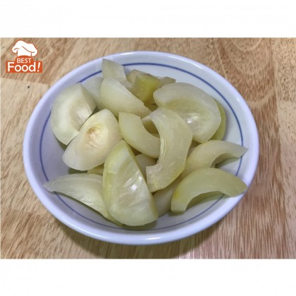 (2 PKTS) Preserved Nutmeg / Jeruk Buah Pala From Penang - 180 grams