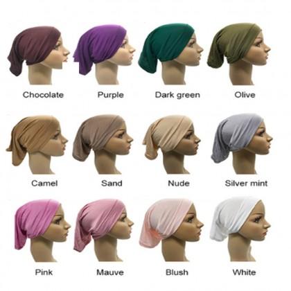 Muslimah Anak Tudung / Inner Cap