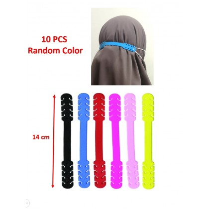 (10 pcs) Foldable Face Mask Cover/ Holder / Extension