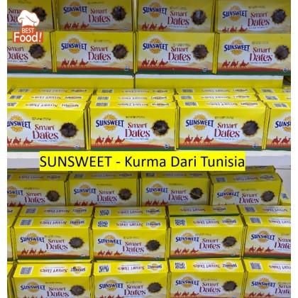 (SUNSWEET) KURMA BERTANGKAI / SMART DATES - 400 grams
